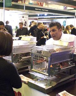 Restaurant Show 2009, London,UK
