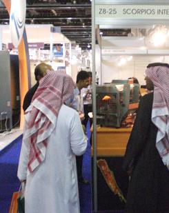 Gulfood Show 2008, Dubai, UAE