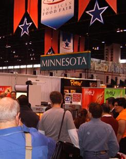 NRA Show 2005, Chicago, USA